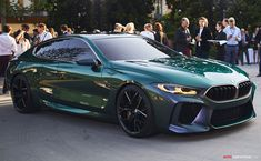 BMW 'Concept M8 Gran Coupe' at the 2018 Concorso d'Eleganza Villa d'Este