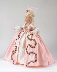 Marie Antionette Barbie