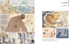 SVEIN NYHUS: Katalog over norske illustratører