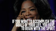 Some of my fav Oprah quotes!