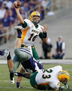 North-Dakota-St-Kansas Ndsu Bison Football, Kansas Football, College Football, Home Team, North Dakota, Colleges, Sports News, Wheels, Spirit