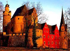 Burg Stein (Stein Castle), Stein 1, 08118 Hartenstein, Hartenstein, Saxony, Germany - www.castlesandmanorhouses.com