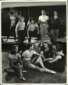 1940's broadway... I'm pretty sure I was meant to marry Gene Kelly