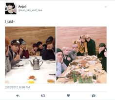 bangtan recreating the picture from his entrance ceremony for his graduation gives me life