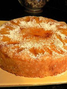 Georgia Peach Cake | Lake Lure Cottage Kitchen