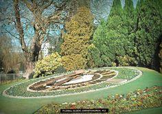 Floral Clock, Christchurch, New Zealand
