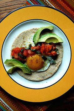 Mexican-Style Breakfast, Brunch and Dinner Eggs