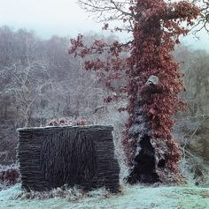 Slate Stack (1988) by Andy Goldsworthy