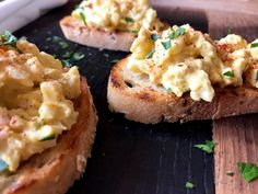 Lightened Up Egg Salad Weight Watchers Friendly