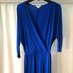 Cobalt blue dress Keep it sexy or dress it down, either way this dress is fun! Bar III Dresses Mini
