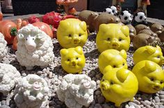 Fruit and Vegetable Animals by music4mark, via Flickr