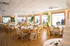 Waterfront St. Petersburg Wedding, Light Blue & Yellow Waterfront Tampa Bay Watch Wedding - Kimberly Photography (32)