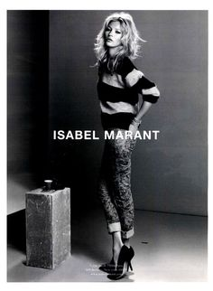 Isabel Marant Ad Campaign Fall/Winter 2010 Shot #4