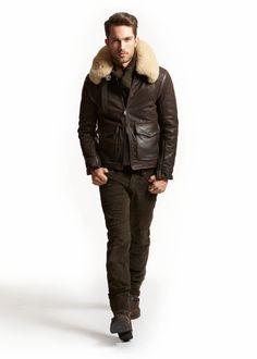 Ralph Lauren Fall/Winter 2012 looks