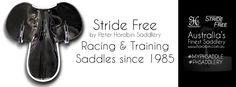 Stride Free saddles. Australia's finest saddlery