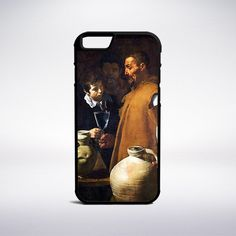 Diego Velazquez - The Waterseller Of Seville Phone Case – Muse Phone Cases