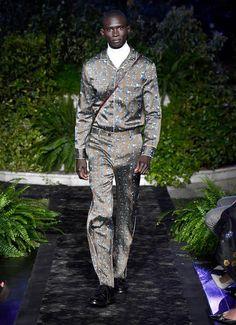 Male Fashion Trends: ERDEM x H&M Runway Show