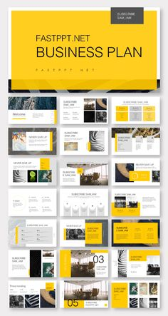 No Photoshop or other tools needed! Graphisches Design, Slide Design, Layout Design, Pamphlet Design, Booklet Design, Design Presentation, Presentation Folder, Business Plan Template, Report Template