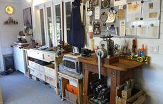 Studio Workshops - Michael Sturlin Studio