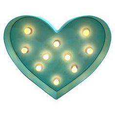 Xhilaration® Heart Marquee Light