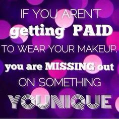 Find out more info here and Join my Younique Team https://www.luxelips2lashes.com 4 spots available join me today for 99.00!! Not only can you build your own empire that's 250.00 make up value all for yourself!! Kudos to you lol