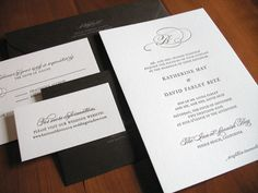 simple and elegant letterpress invite Business Invitation, Letterpress Invitations, Invitation Ideas, Invite, Wedding Photo Gallery, Paper Design, Wedding Inspiration, Cards Against Humanity, Wedding Things