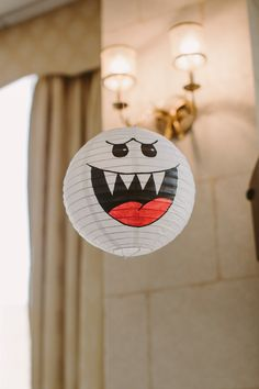 1UP your day with this Super Mario wedding!