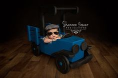 BLUE/BLACK Newborn Photography Prop Newborn Photo by MrAndMrsAndCo, $240.00