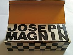 Joseph Magnin Department Store, and to a slightly lesser extent, I. I also miss the manager of the men's department from the J.), one of the most stylish and lovely people I've ever met.