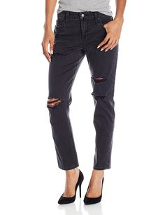 Joe's Jeans Women's Ex-Lover Straight Ankle Jean in Ninette * More info could be found at the image url.