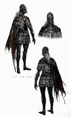 Bloodborne Cainhurst armor