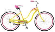yellow bicycle!♥