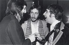mcvveigel:  Everything in this picture looks like Pete Townshend is the priest at Keith and John's wedding…