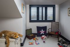 Balham Lifestyle Fitting by Plantation Shutters Ltd in Wandsworth, London Home, Heat, Bedroom Shutters, Custom Color, Bedroom, Color, Efficiency