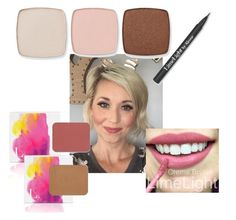"""""""LimeLight by Alcone Pinks"""" by drsarabeauty on Polyvore featuring beauty"""