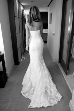 my wedding dress:)