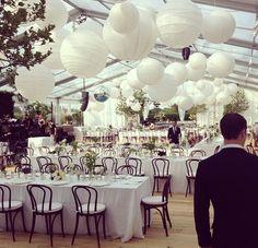 Perfect outside wedding