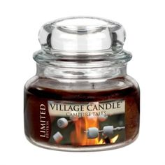 Campfire Tales Limited Edition Premium 11oz (701g) Fragranced Candle Jar