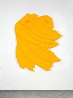 There's something so satisfying about the Donald Martiny's hefty brushstrokes. These larger than life pieces of art are more like sculptures than paintings, as the American artist use gallons upon gallons of polymers and dispersed pigment… Pablo Picasso, Street Art, Ink Splatter, Art Corner, Contemporary Abstract Art, Foto Art, Photoshop, Color Shapes, Mellow Yellow