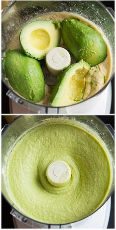 Avocado Hummus Easy Recipes to try Appetizer Salads, Easy Appetizer Recipes, Easy Healthy Recipes, Easy Meals, Appetizers, Delicious Recipes, A Food, Food And Drink, Cilantro Dressing