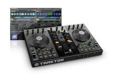 Native Instruments: Traktor Kontrol Digital DJ System what i wouldn't give for this :( ONE DAY Dj System, Audio System, Equipment For Sale, Audio Equipment, Native Instruments, Musical Instruments, Dj School, Digital Dj, Big Speakers