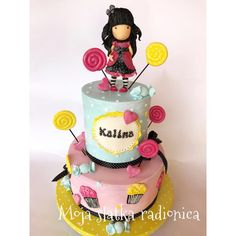 Gorjuss cake - Cake by Branka Vukcevic