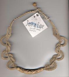 images of hemp jewelry | hemp macrame necklace $30.00 Hemp Jewelry, Diy Jewelry, Handmade Jewelry, Jewelry Making, Macrame Necklace, Stone Necklace, Gold Necklace, Amber, Beautiful