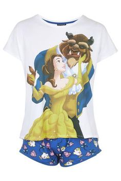 Beauty and the Beast Pyjama Set