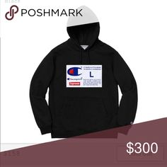 be65790e414a9 Supreme Champion FW18 Hoodie Email Confirmed Deadstock Will ship once  arrives Reputable seller with lots