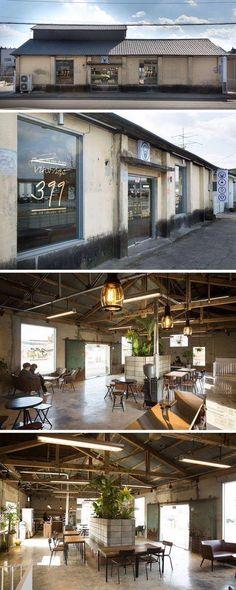 Home Decorators Lighting Collection Code: 9803395318 Vintage Cafe Design, Cafe Interior Vintage, Cafe Shop Design, Pub Design, Restaurant Interior Design, House Design, Cafe Restaurant, Korea Cafe, Cafe Japan
