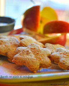 Biscotti 100% antispreco, vegan e buonissimi: biscotti con scarto di spremuta. Facili da preparare. Idelai per i bambini
