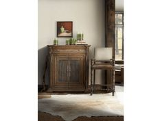 Hooker Furniture Living Room Cypress Mill Accent Chest 5960-50007-MULTI