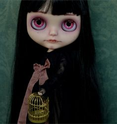 -Vampire Blythe natcase..