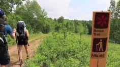 Hiking Saskatchewan's Boreal Trail